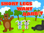 Short Legs Want Rabbit