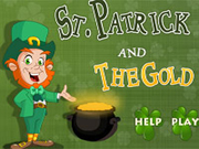 St Patrick and The Gold