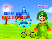 Super Mario Mega Dress Up